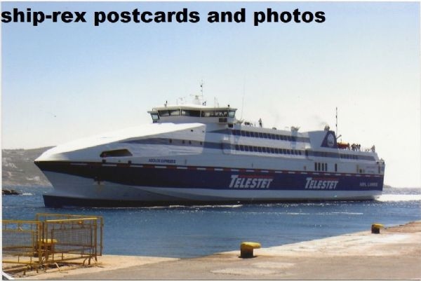 AEOLOS EXPRESS II (NEL Lines) photo